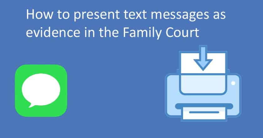 Present-Text-Messages-in-Court