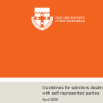 self-repersented-litigants-guidelines-for-solicitors