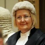 CLAIMS RISE: Supreme Court Justice and Queensland Law Reform Commission chair Roslyn Atkinson