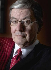 Justice David Collier.