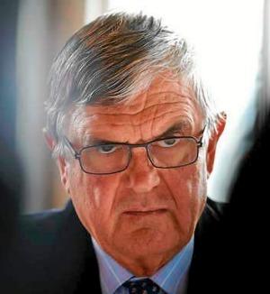 Chief Judge John Pascoe