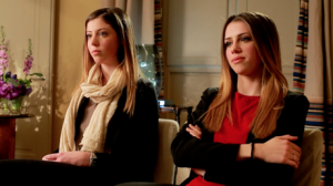 Claire and Emily Vincenti, two of the four Italian sisters at the centre of a custody battle talk to 60 Minutes.