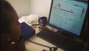 Online DVO applications