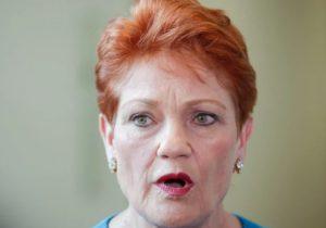 Senator Pauline Hanson
