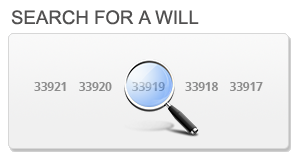search for a Will