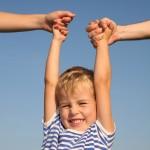 lifting-child