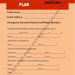 Emergency Care Plan