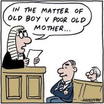 Judge slams old boy who sued mother over estate