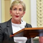 LNP politician Ros Bates believes those complaining about fake domestic violence orders are just angry, jilted men.