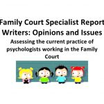Family Court report writer