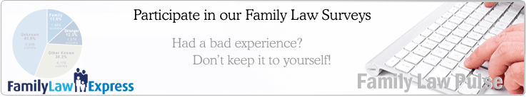 Participate in our Family Law Surveys